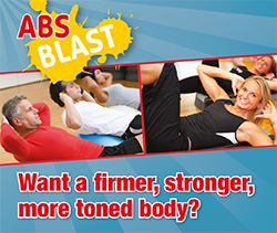 Abs Blast Advert