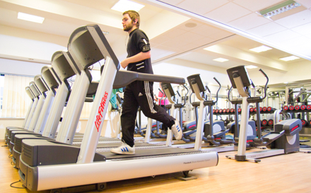 Radmoor Gym