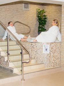 Two Women in Spa