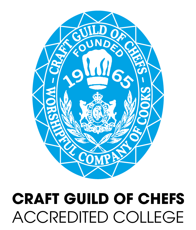 Craft Guild of Chefs Accreditation logo